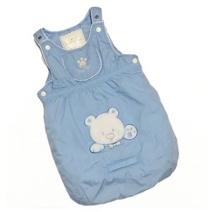 NWOT Quality Outwear Blue Sleep Sack Boy 0-6mo